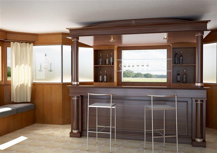 Mesas y sillas carpinter a en m rida yucat n la puerta for Barras rusticas de madera para bares