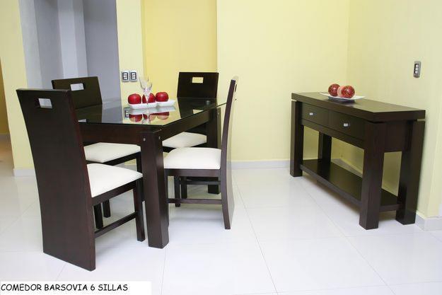 Mesas y sillas carpinter a en m rida yucat n la puerta for Comedores minimalistas