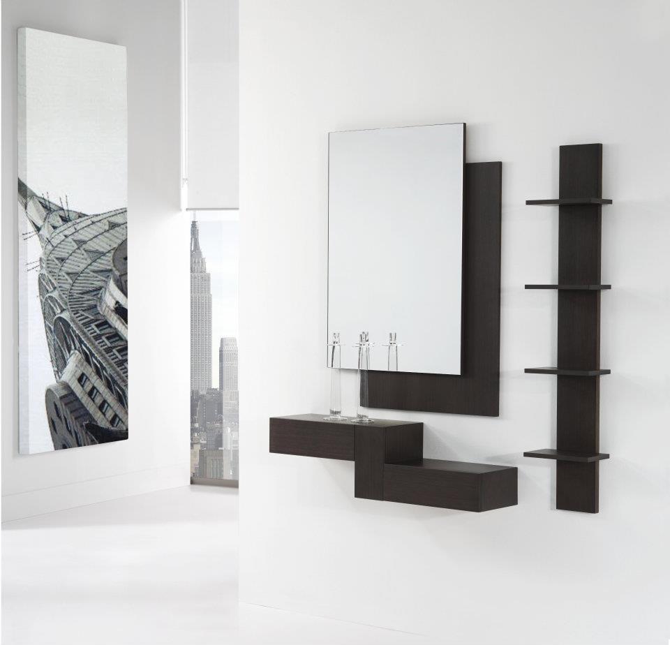 Muebles minimalistas y r sticos en m rida yucat n la - Muebles recibidores de diseno ...